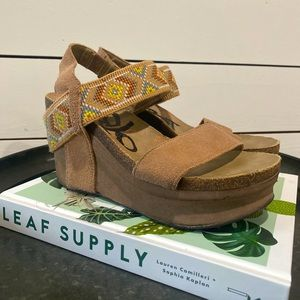 OTBT Aztec Wedges